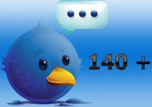 Twitter To Exceed Character Limit